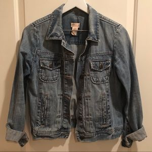 Denim Jean Jacket - GAP Classic - 100% Cotton